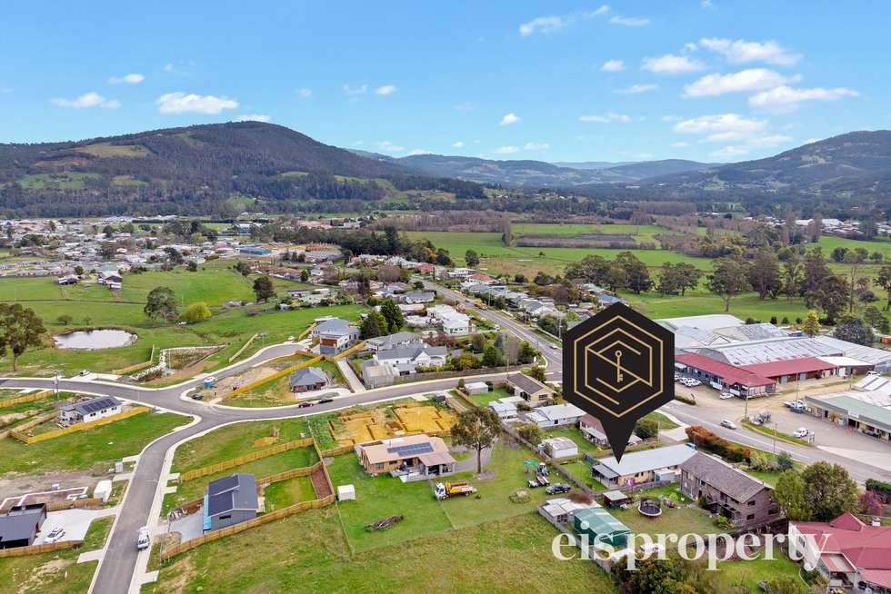 Third view of Homely house listing, Unit 2/194 Main Street, Huonville TAS 7109