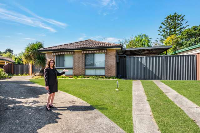9 Quinn Place, Prairiewood NSW 2176