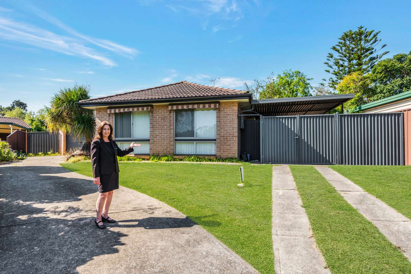 Main view of Homely house listing, 9 Quinn Place, Prairiewood NSW 2176