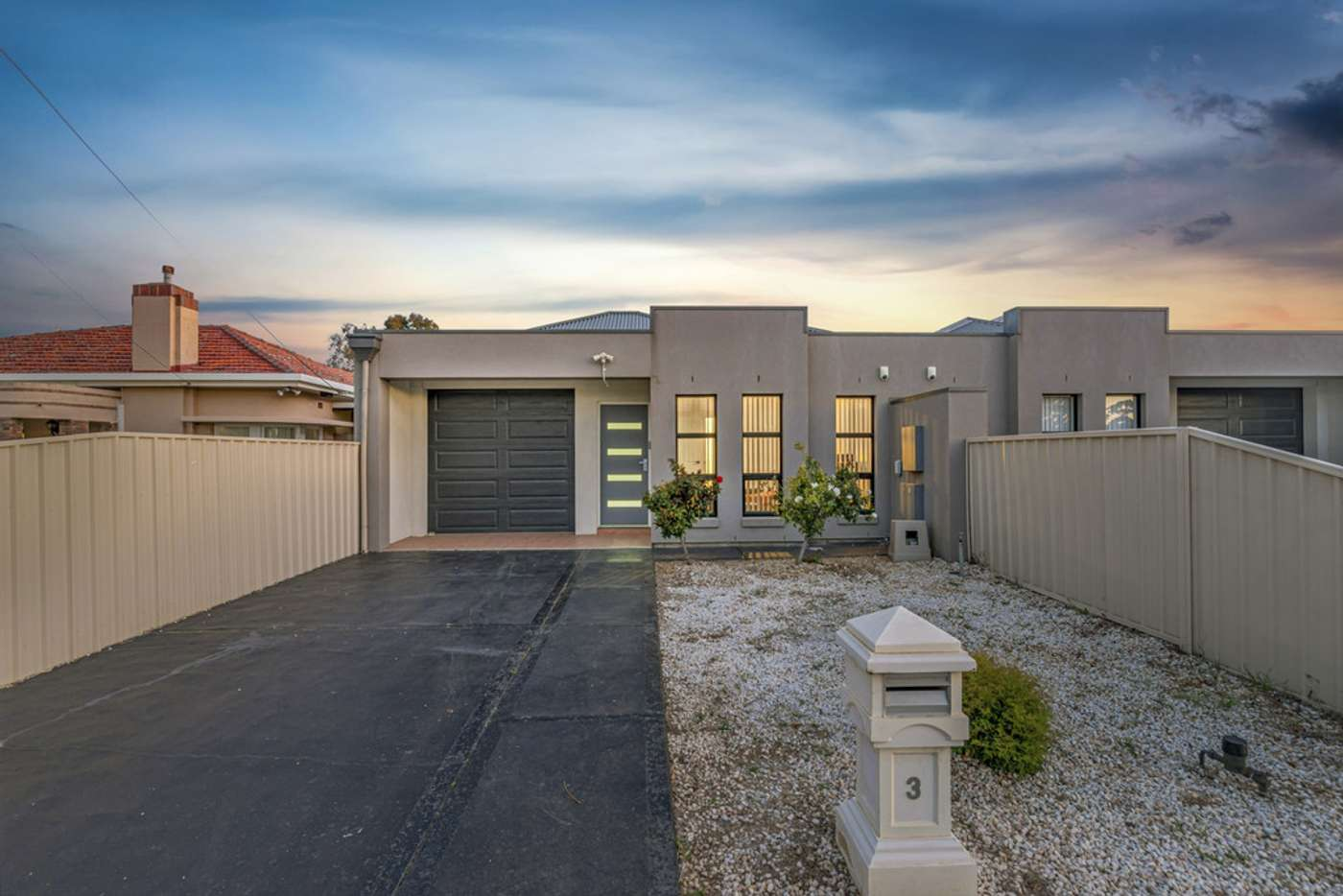 Main view of Homely house listing, 3 Pitman Avenue, Woodville West SA 5011