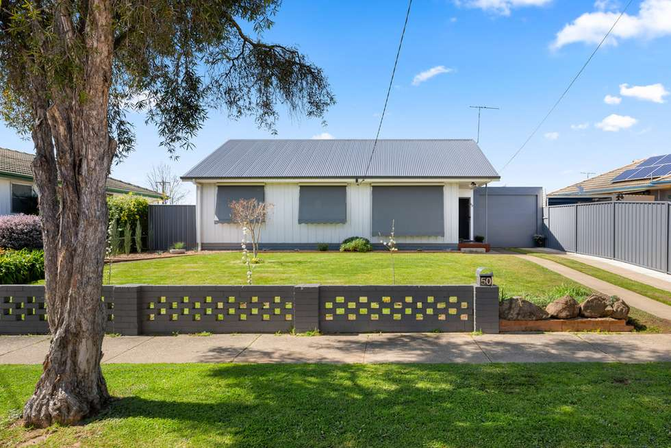 Second view of Homely house listing, 50 Hereford Street, Wodonga VIC 3690