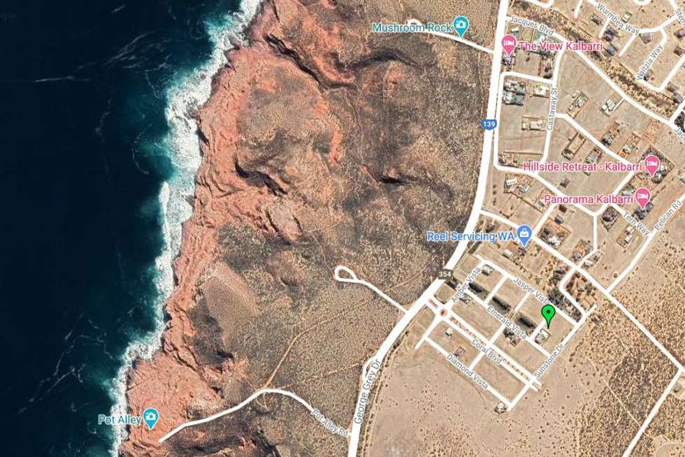 Third view of Homely residentialLand listing, 5 Garnet Way, Kalbarri WA 6536