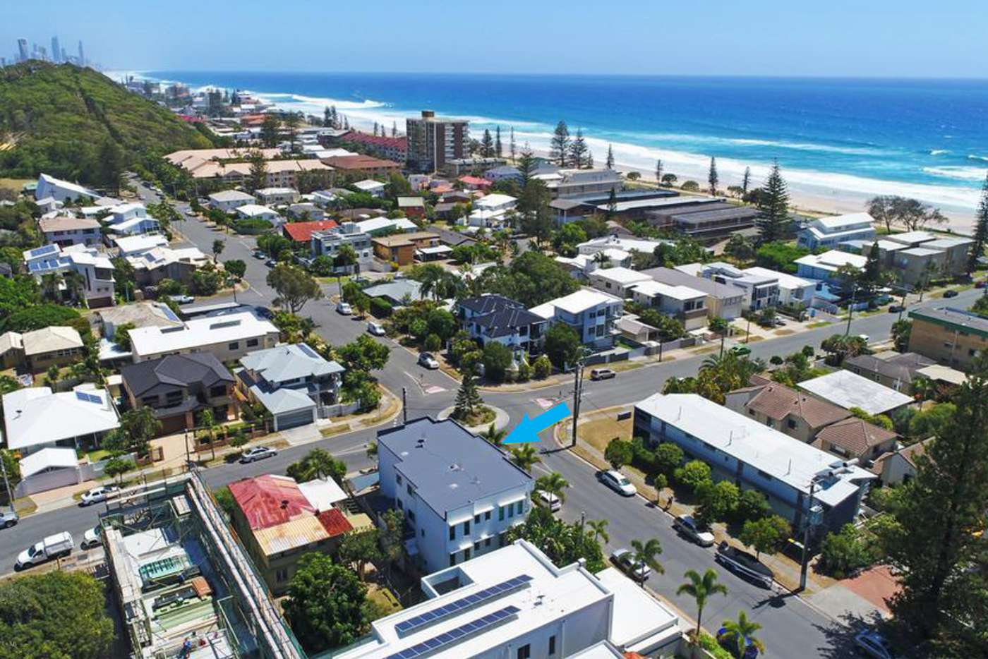 Main view of Homely villa listing, 2/30 Redondo Avenue, Miami QLD 4220