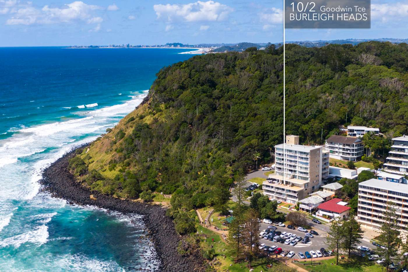 Main view of Homely apartment listing, 10/2 Goodwin Terrace, Burleigh Heads QLD 4220