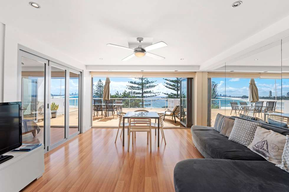 Second view of Homely apartment listing, 10/2 Goodwin Terrace, Burleigh Heads QLD 4220