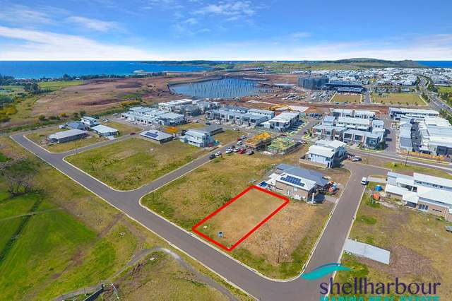Lot 5033 Whimbrel Terrace, Shell Cove NSW 2529