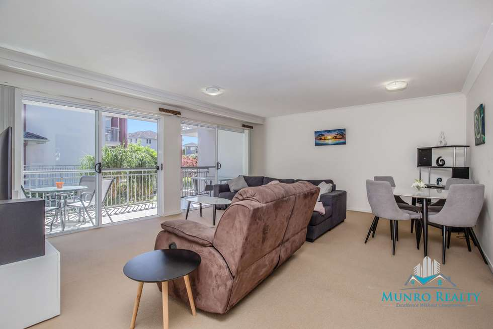Second view of Homely unit listing, 604/33 Clark Street, Biggera Waters QLD 4216