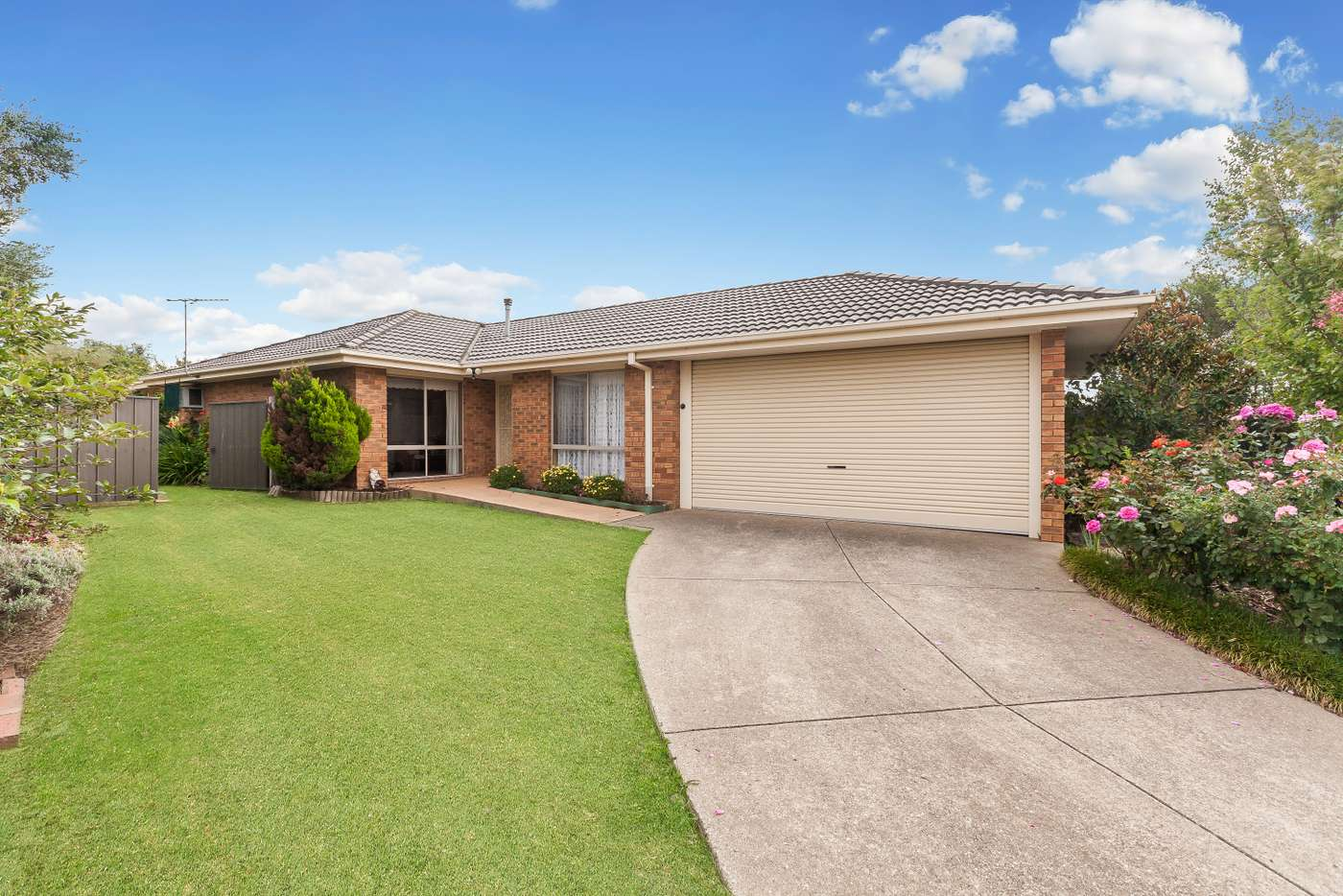 Main view of Homely house listing, 54 Davenport Drive, Sunbury VIC 3429