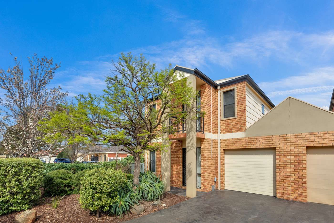 Main view of Homely townhouse listing, 1/8 Lauffre Walk, Caroline Springs VIC 3023