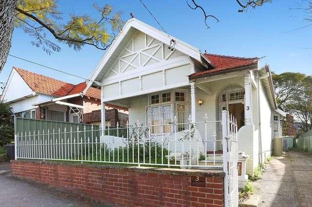 3 Mosley Street, Strathfield NSW 2135