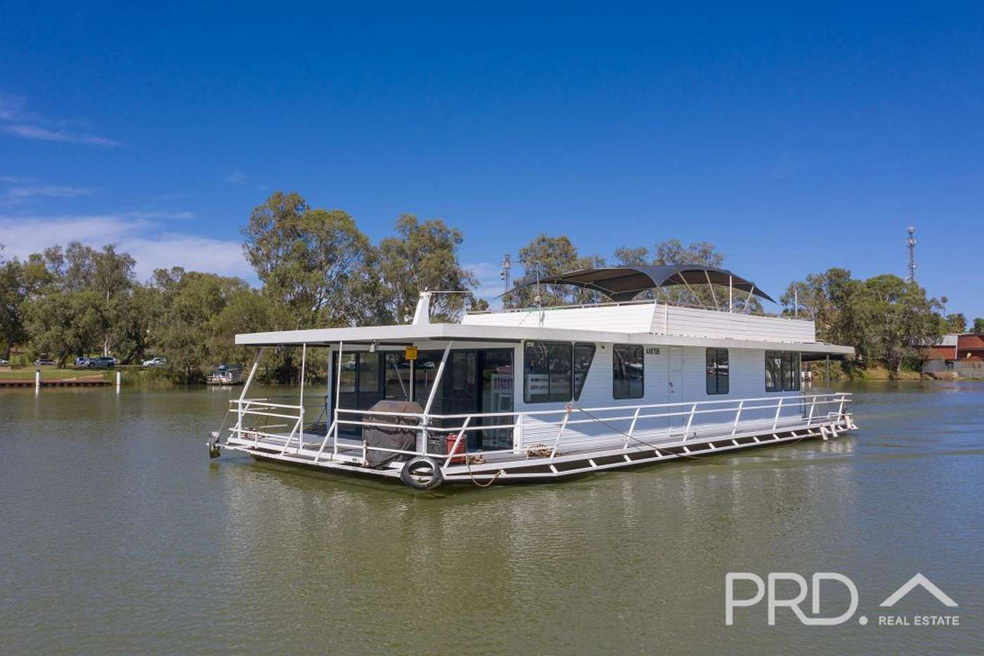 Main view of Homely house listing, Houseboat, Discovery Parks, Buronga NSW 2739