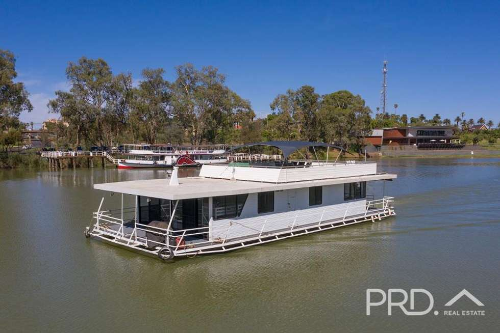 Second view of Homely house listing, Houseboat, Discovery Parks, Buronga NSW 2739