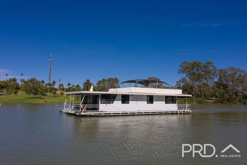 Third view of Homely house listing, Houseboat, Discovery Parks, Buronga NSW 2739
