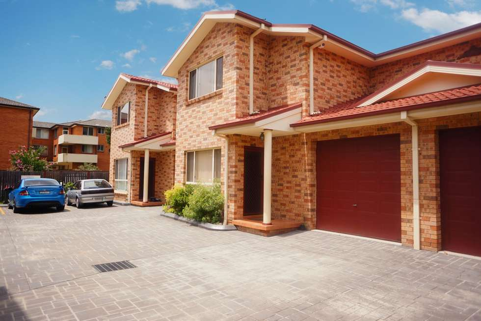 Second view of Homely townhouse listing, 4/151-153 ELIZABETH DRIVE, Liverpool NSW 2170