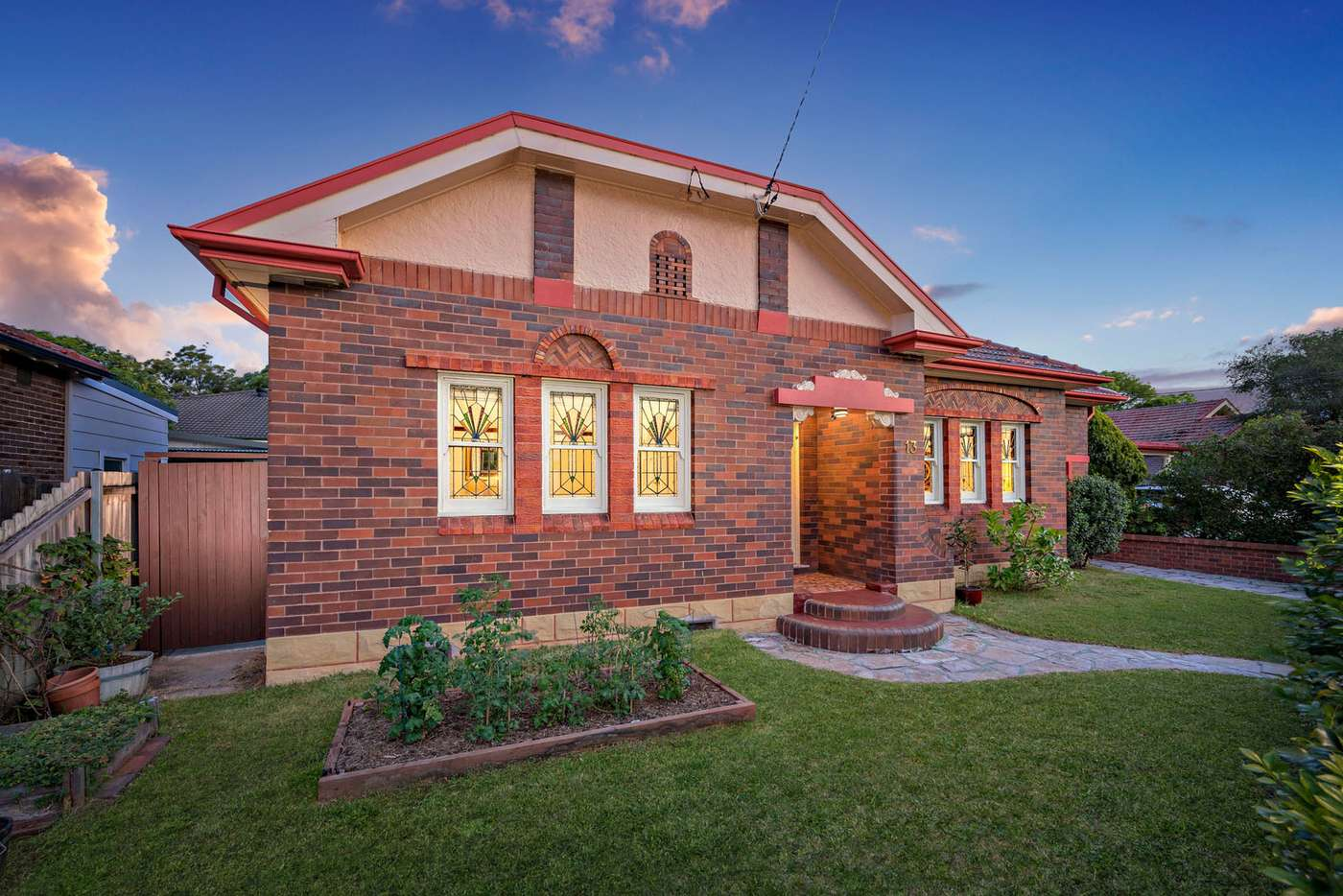 Main view of Homely house listing, 13 Knocklayde Street, Ashfield NSW 2131