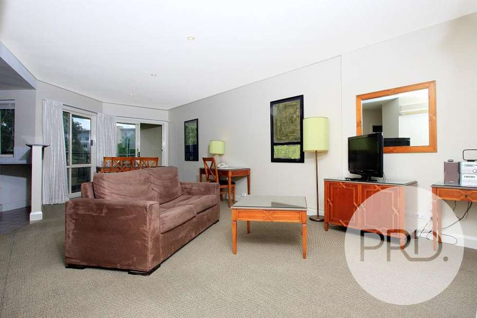 Second view of Homely apartment listing, 55/7 Empire Circuit, Forrest ACT 2603