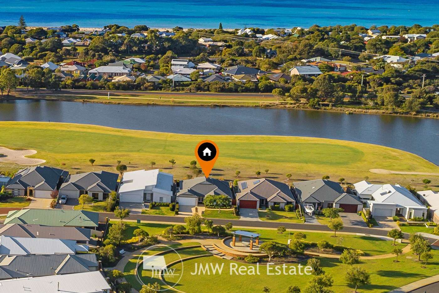 Main view of Homely house listing, 10 Birkdale Green, Dunsborough WA 6281