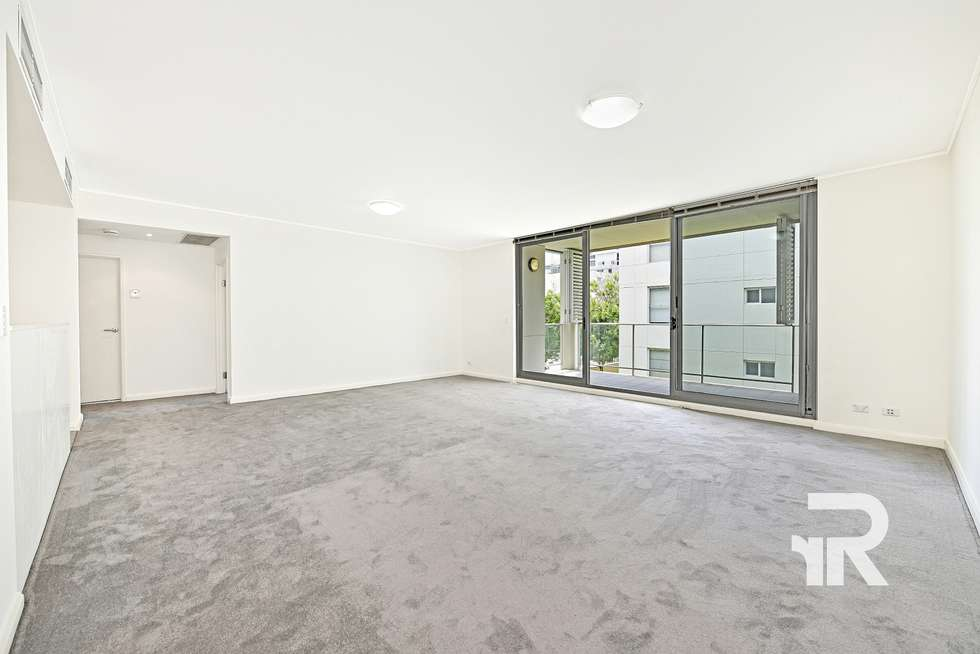 Second view of Homely apartment listing, 316/11 Lewis Avenue, Rhodes NSW 2138
