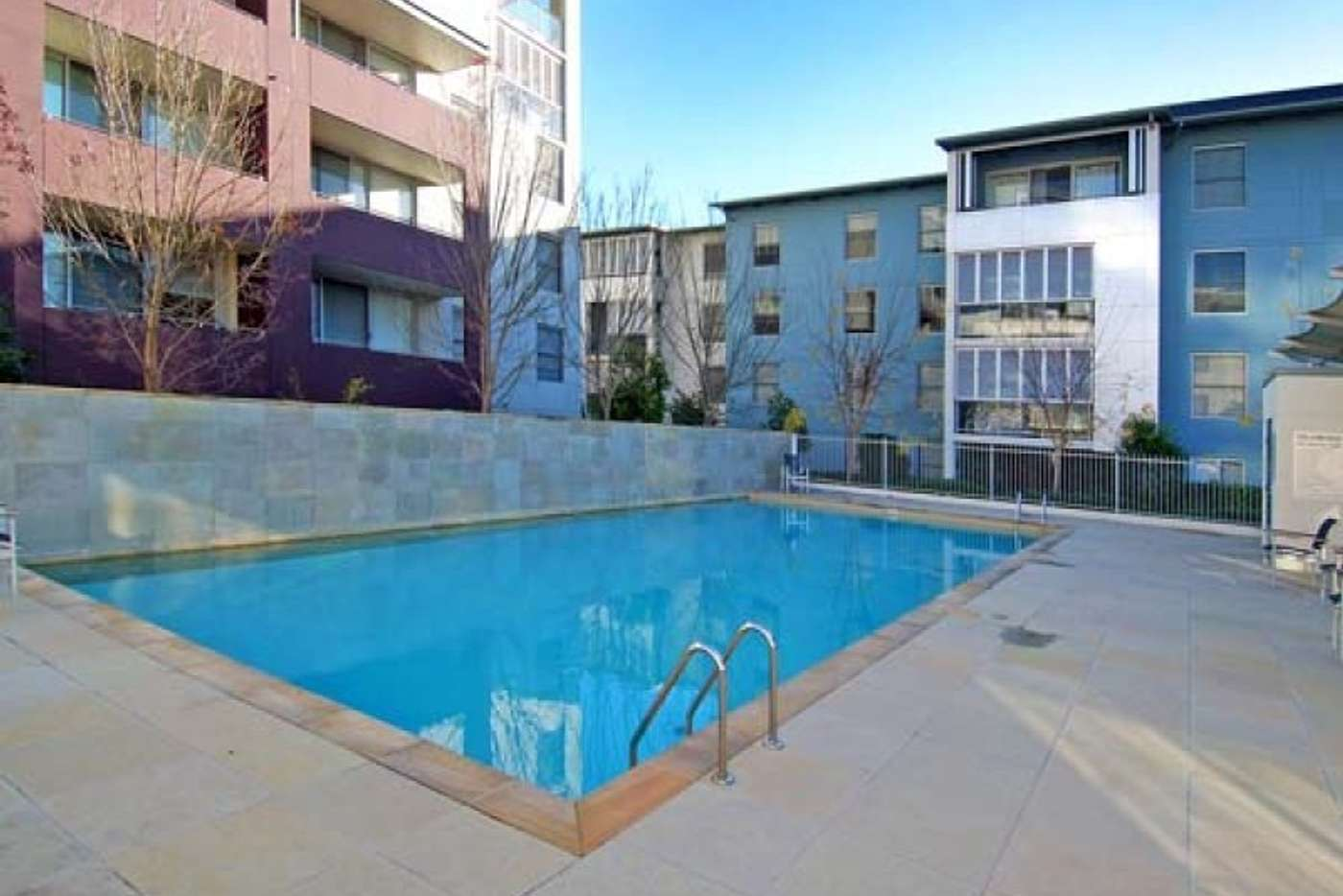 Fifth view of Homely apartment listing, 316/11 Lewis Avenue, Rhodes NSW 2138