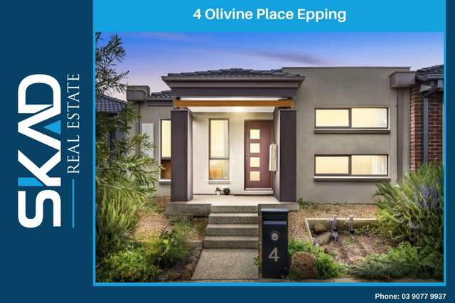 4 Olivine Place, Epping VIC 3076