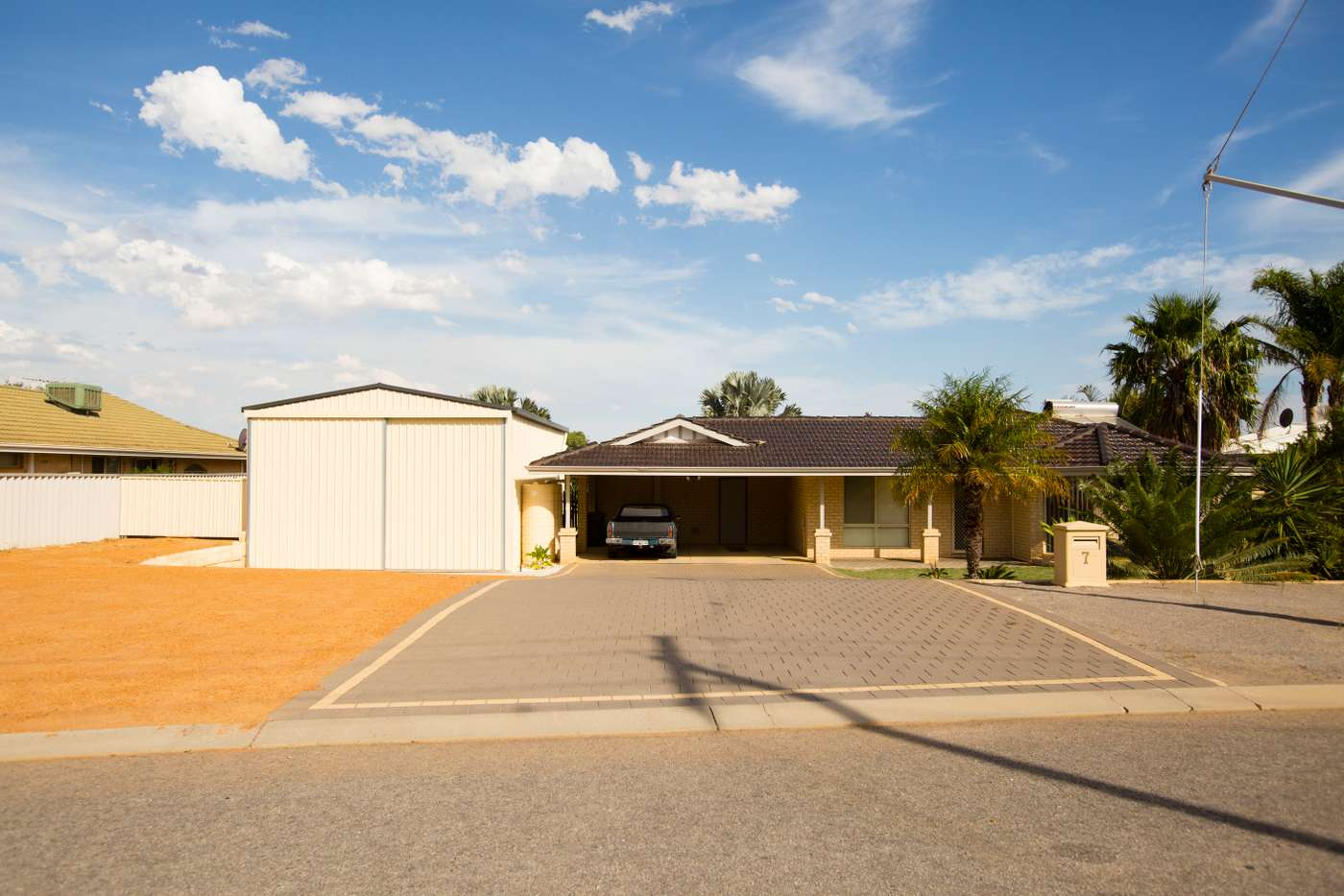 Main view of Homely house listing, 7 Calythrix Court, Strathalbyn WA 6530