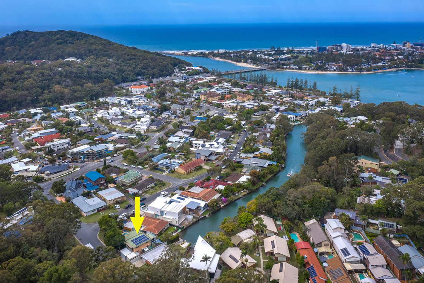 Main view of Homely house listing, 48 Elanora Drive, Burleigh Heads QLD 4220