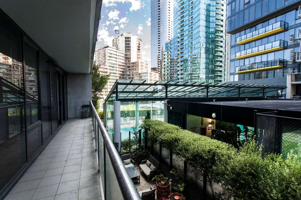 Third view of Homely apartment listing, 72/183 City Road, Southbank VIC 3006