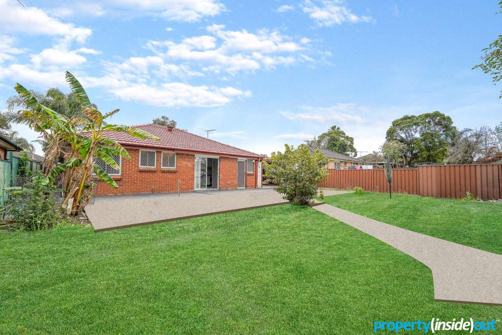 Second view of Homely house listing, 8 Clem Place, Shalvey NSW 2770