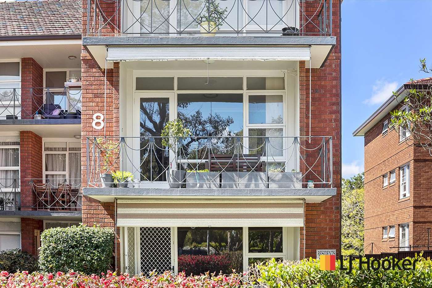 Main view of Homely unit listing, 8/8 Tintern Road, Ashfield NSW 2131