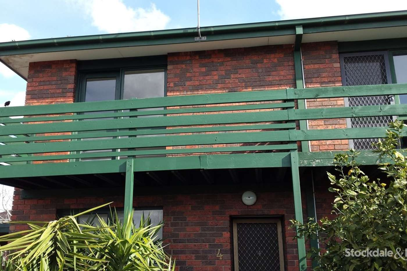 Main view of Homely townhouse listing, 4/14 Carder Avenue, Seaford VIC 3198