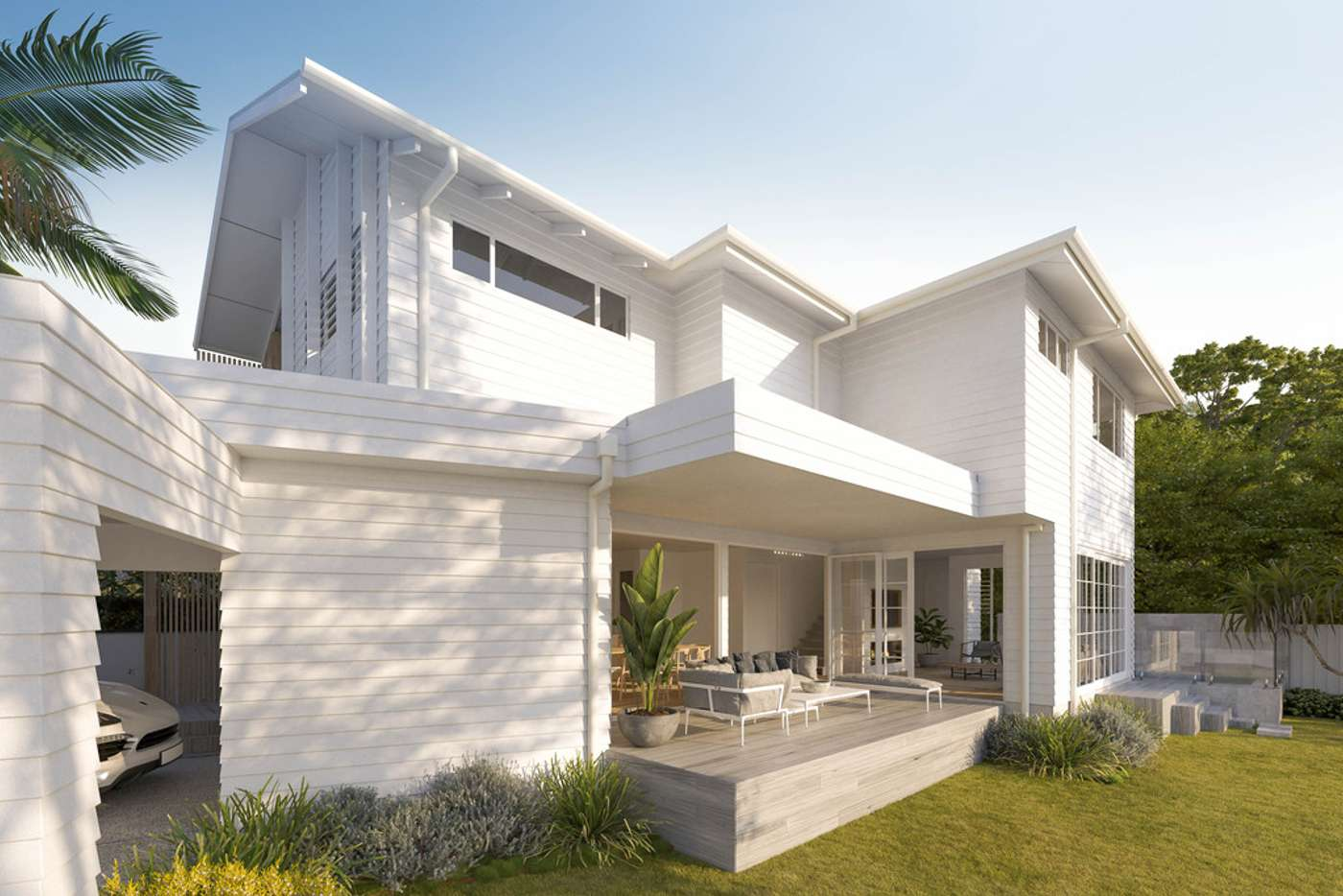 Main view of Homely house listing, 2 Blackwood Place, Palm Beach QLD 4221