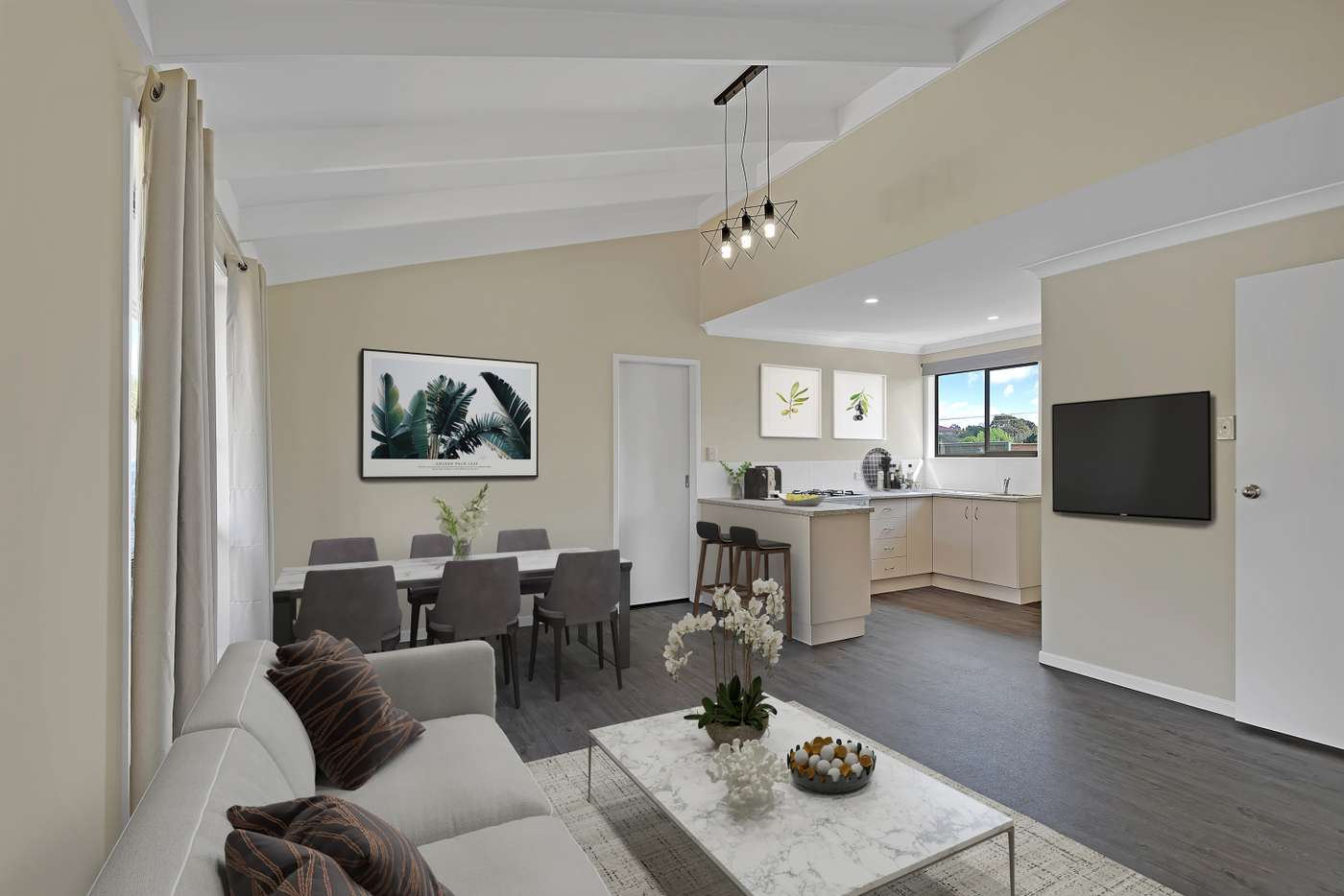 Main view of Homely unit listing, 2/189a West St, Harristown QLD 4350