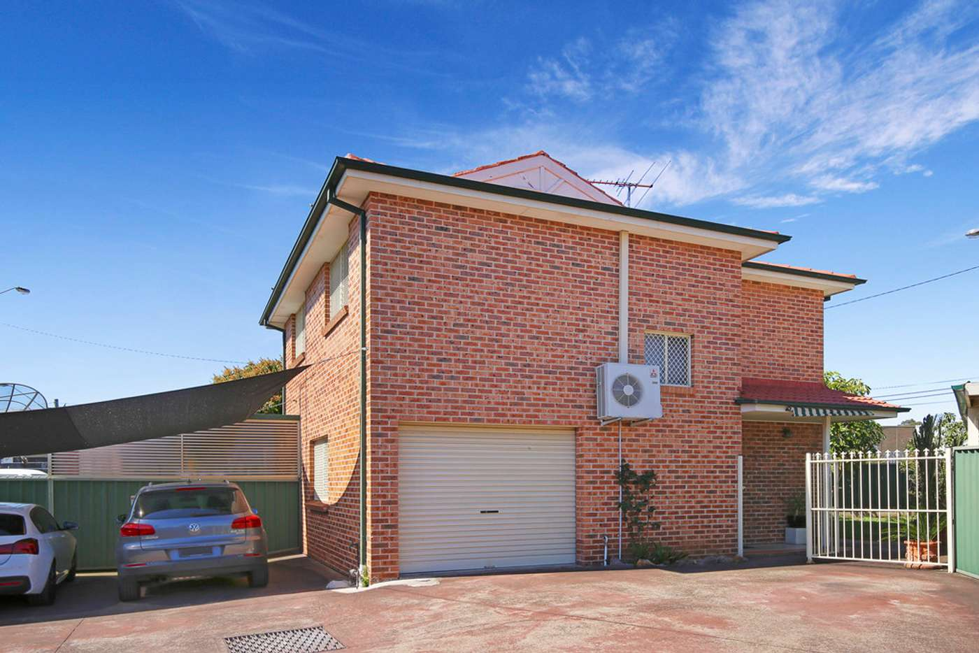 Main view of Homely townhouse listing, 4/2 Wilbur Street, Greenacre NSW 2190