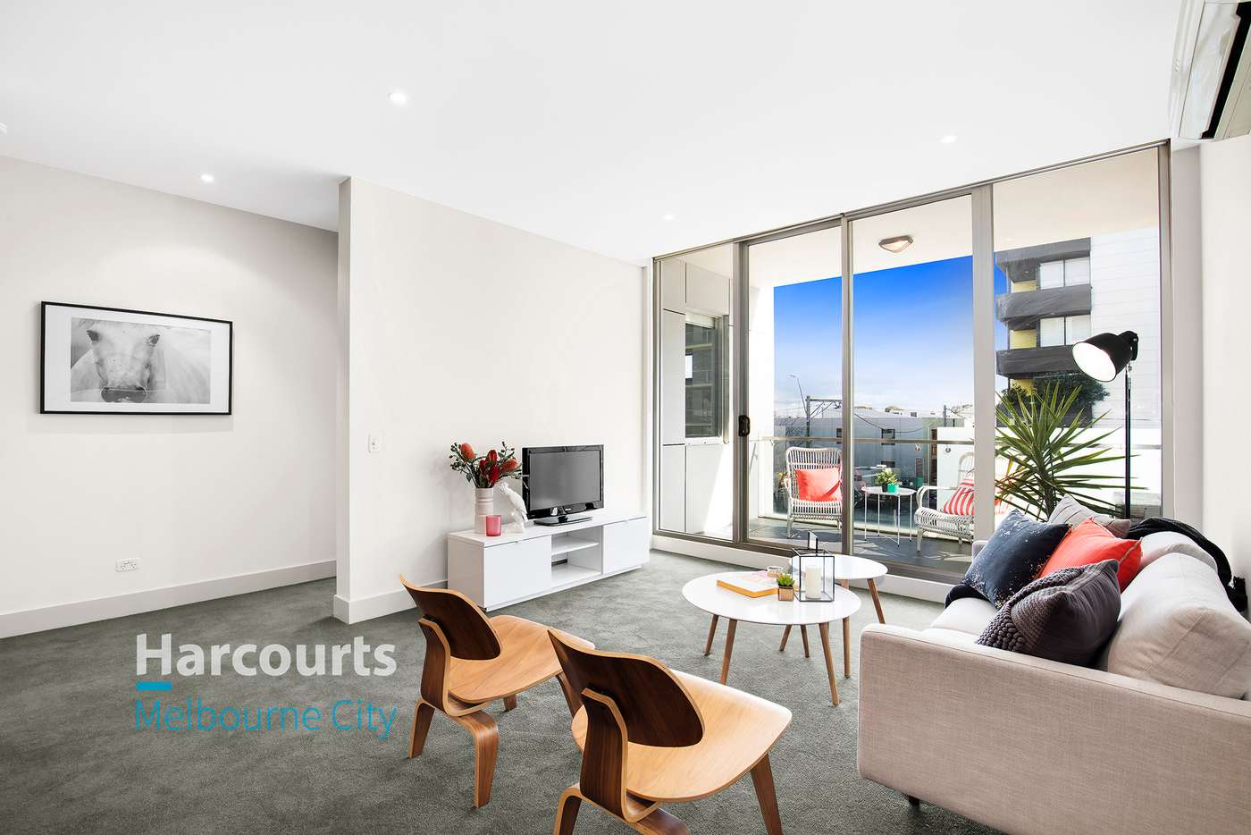 Main view of Homely apartment listing, 102/30 Wreckyn Street, North Melbourne VIC 3051