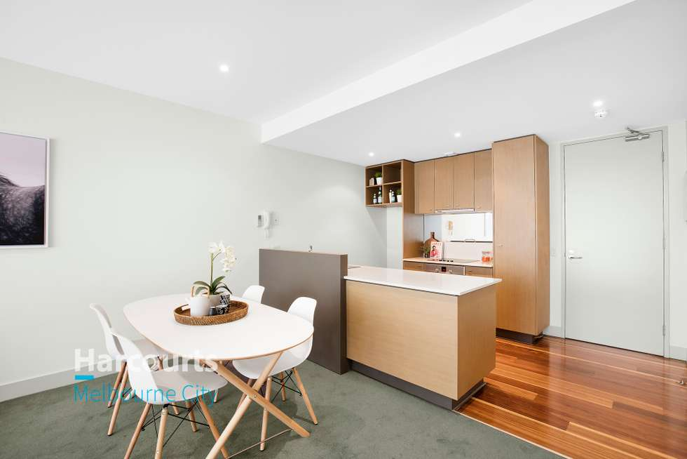 Second view of Homely apartment listing, 102/30 Wreckyn Street, North Melbourne VIC 3051