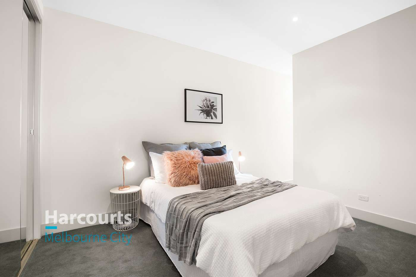 Fifth view of Homely apartment listing, 102/30 Wreckyn Street, North Melbourne VIC 3051