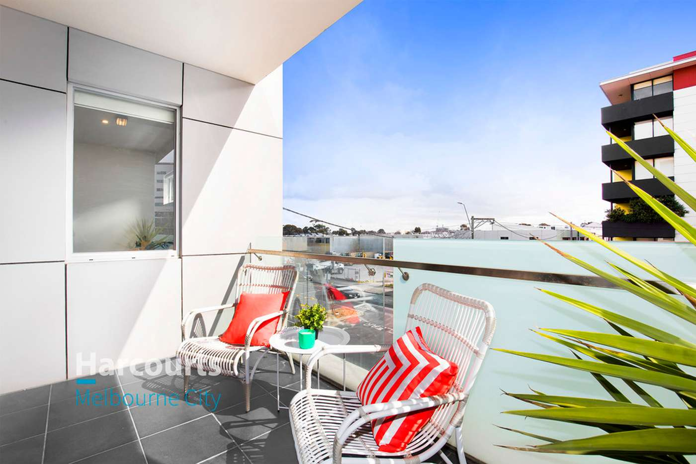 Sixth view of Homely apartment listing, 102/30 Wreckyn Street, North Melbourne VIC 3051