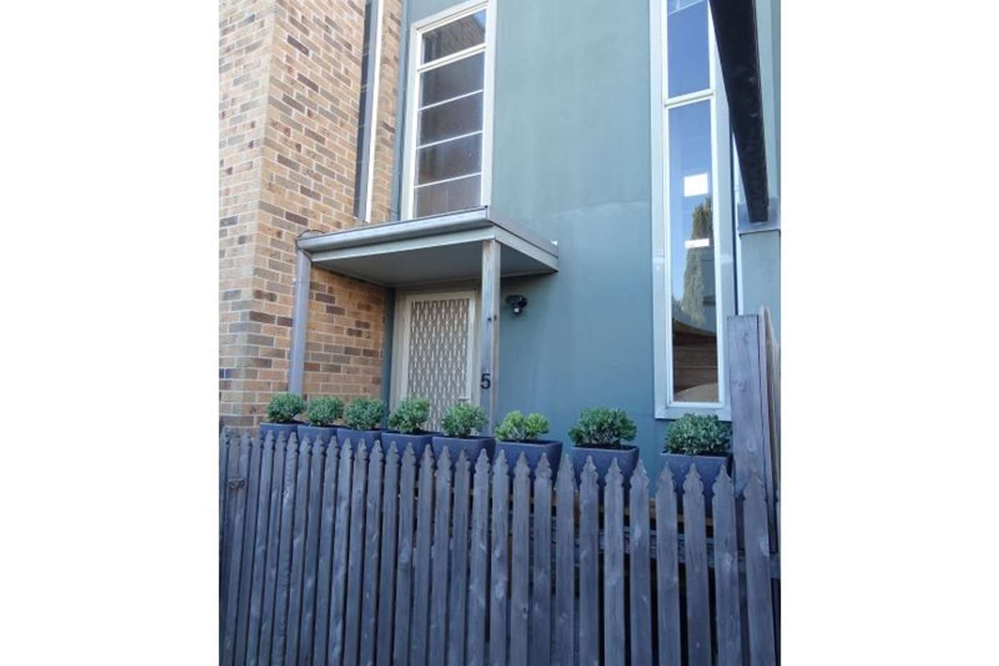 Main view of Homely townhouse listing, 5/80 Tinning Street, Brunswick VIC 3056