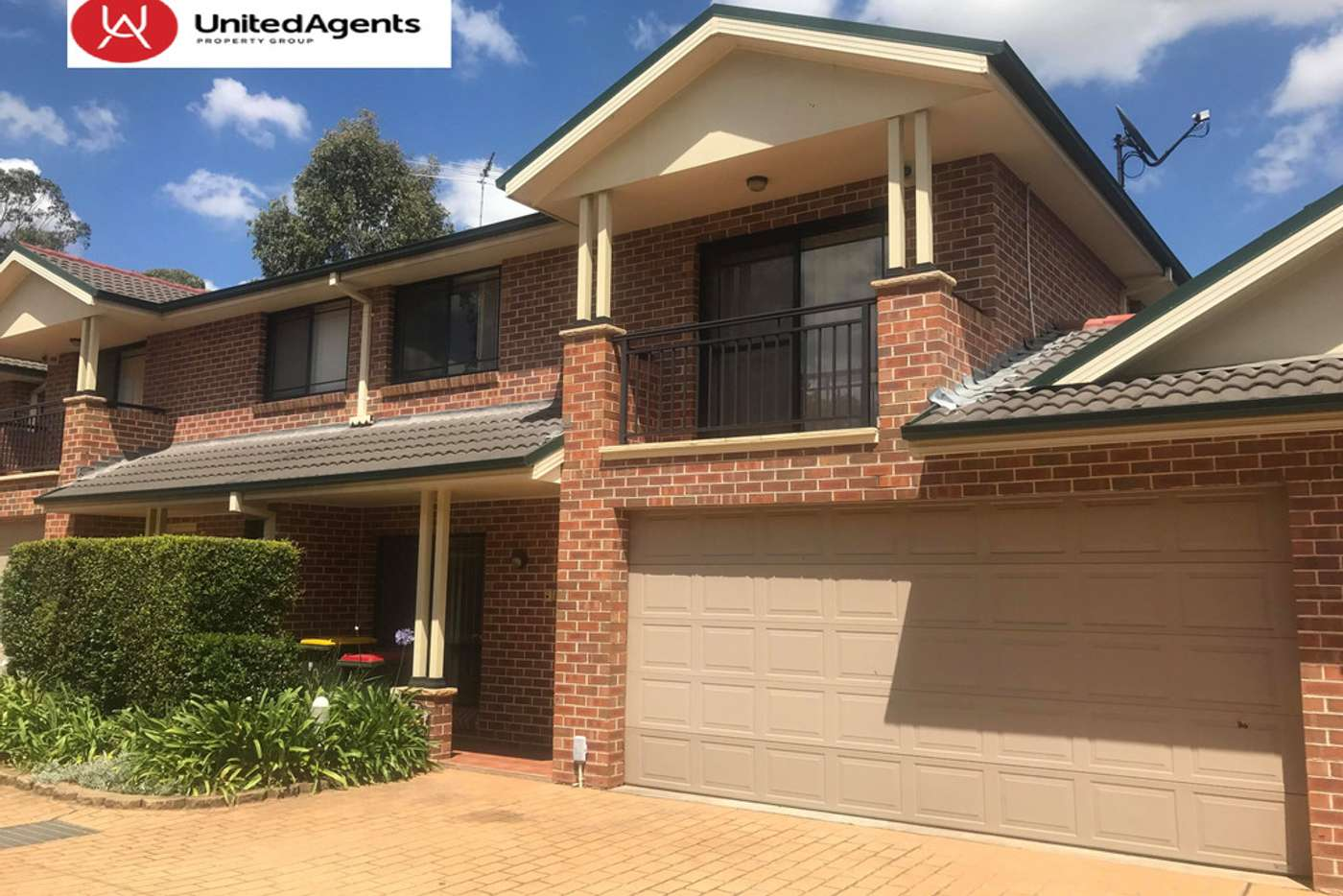 Main view of Homely townhouse listing, 3/1-3 Myall Road, Casula NSW 2170