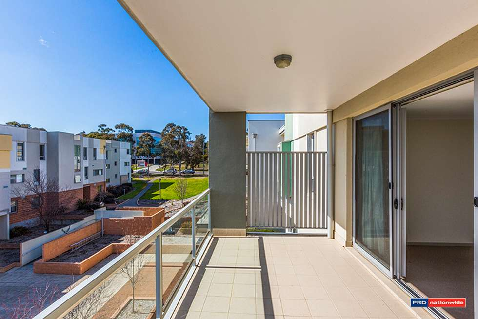 Second view of Homely apartment listing, 93/10 Thynne Street, Bruce ACT 2617