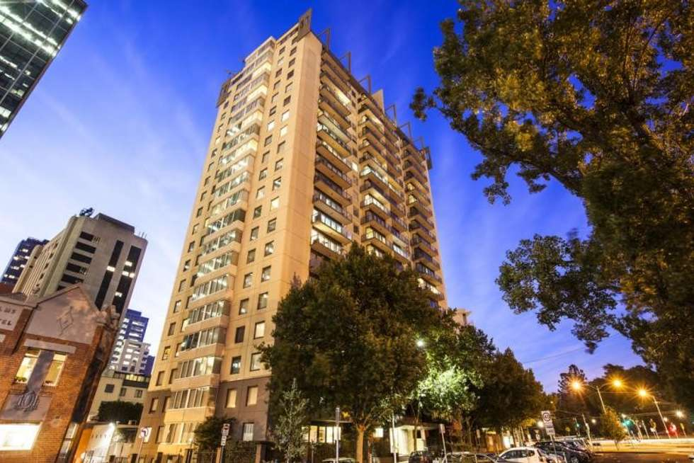 Second view of Homely apartment listing, 72/283 Spring Street, Melbourne VIC 3000