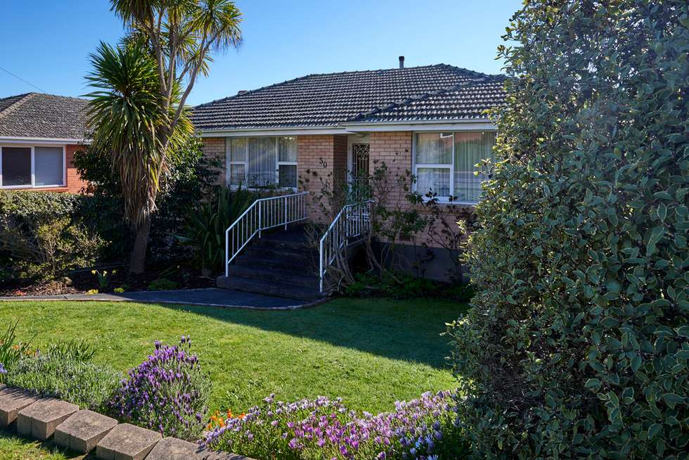 Second view of Homely house listing, 50 Dion Crescent, Riverside TAS 7250