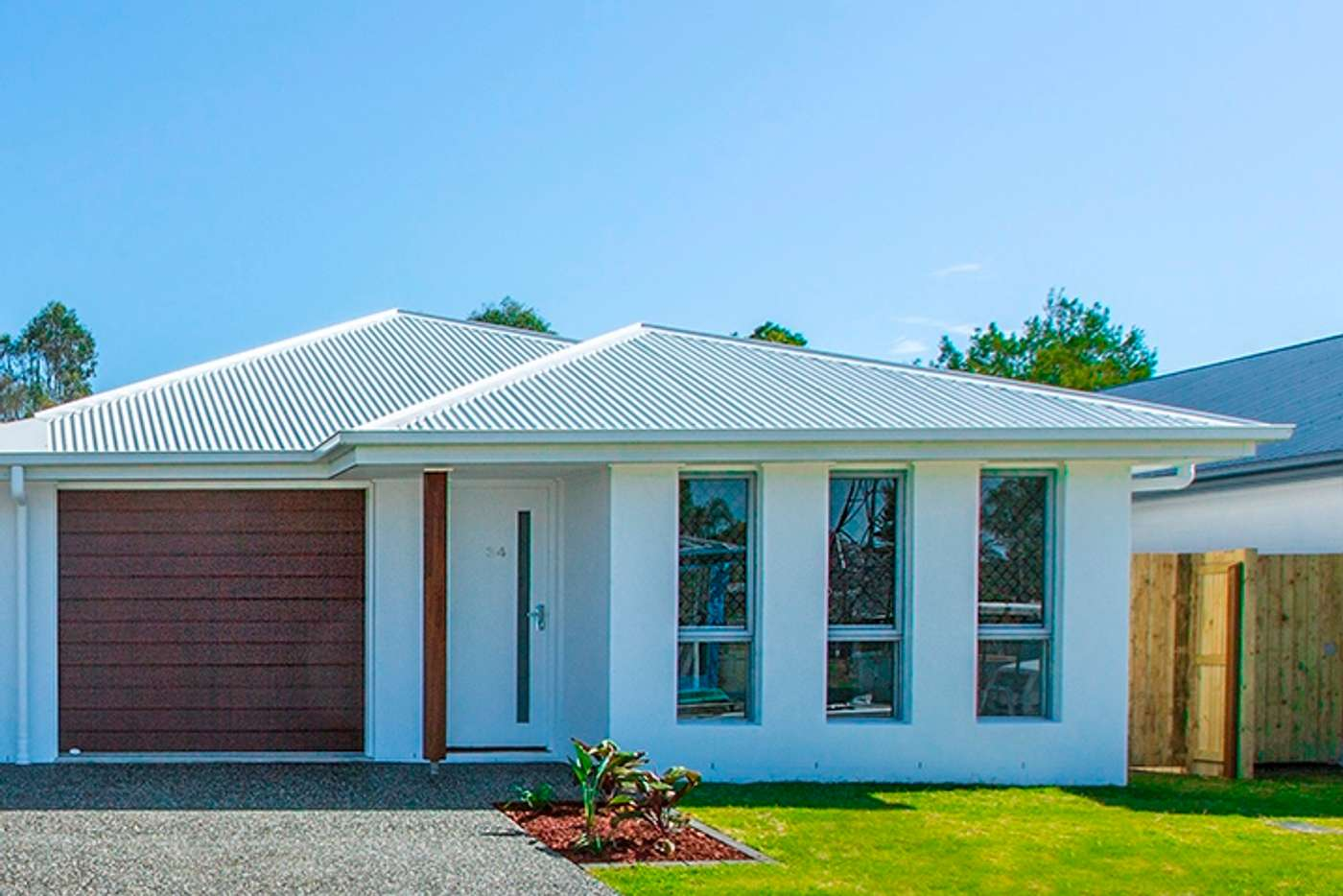 Main view of Homely semiDetached listing, 34/37 Wildey Street, Raceview QLD 4305