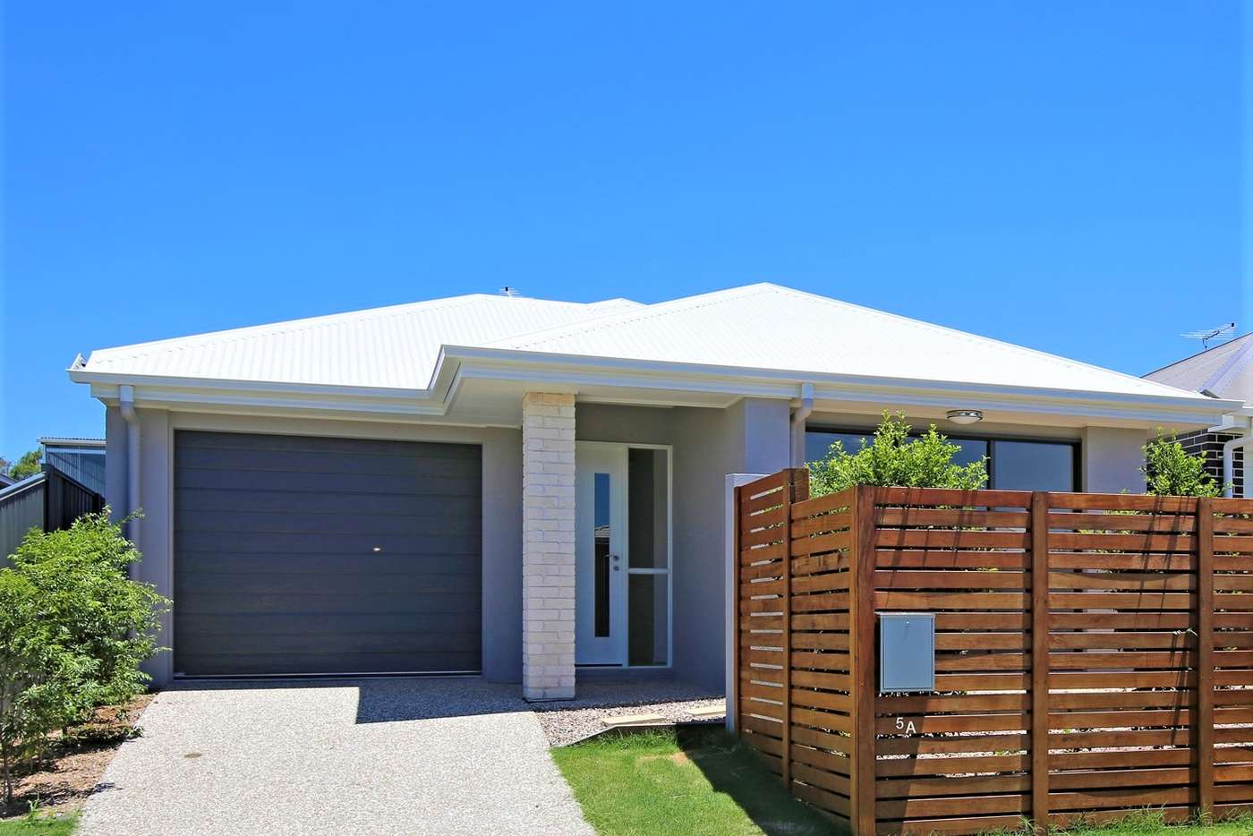 Main view of Homely house listing, 5A Hyperno Close, Raceview QLD 4305