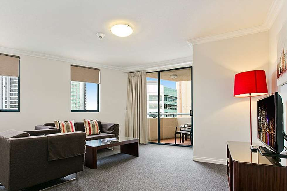 Second view of Homely unit listing, 806/570 Queen Street, Brisbane City QLD 4000