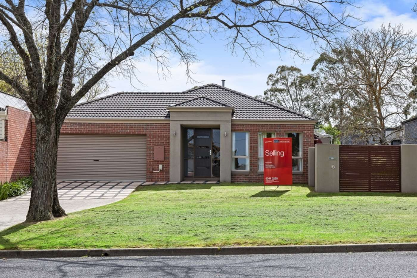 Main view of Homely house listing, 318 Barkly, Buninyong VIC 3357