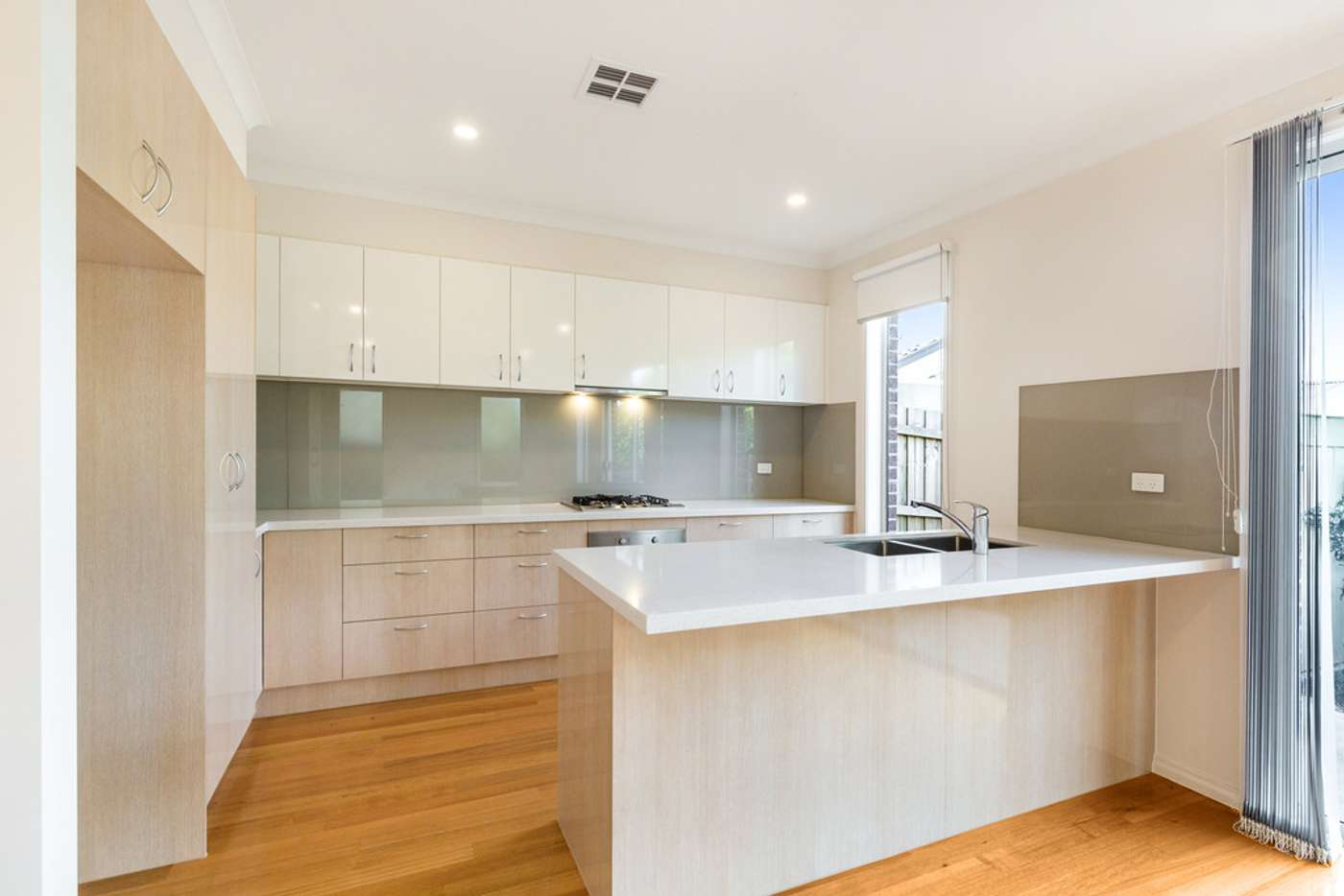 Main view of Homely townhouse listing, 87a Leeds Street, Doncaster East VIC 3109