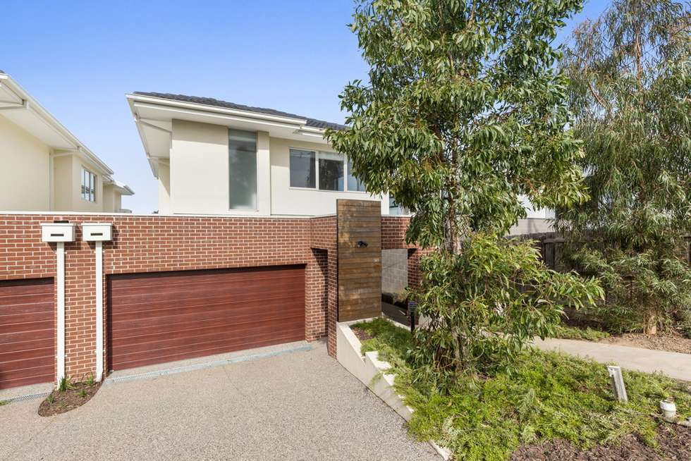 Third view of Homely townhouse listing, 87a Leeds Street, Doncaster East VIC 3109