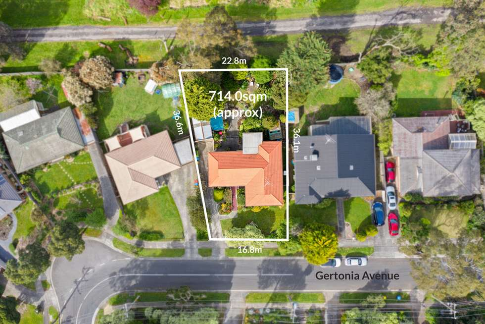 Third view of Homely house listing, 95 Gertonia Avenue, Boronia VIC 3155