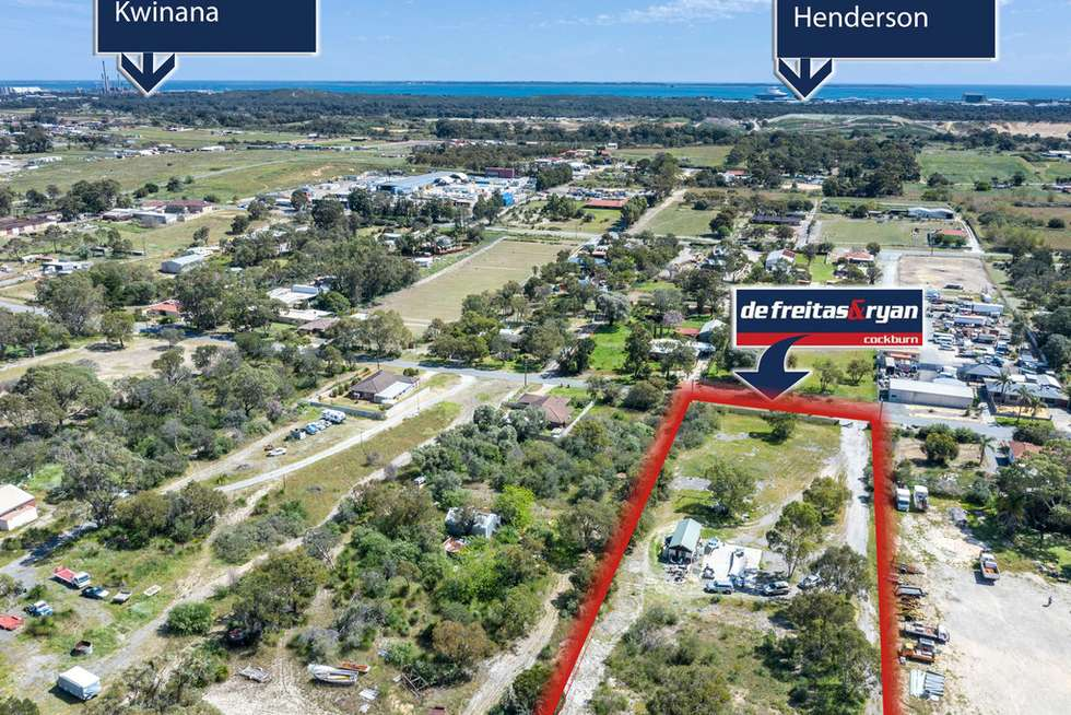 Third view of Homely acreageSemiRural listing, Lot 8 Collis Road, Wattleup WA 6166